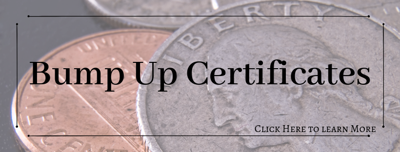 Bump Up Certificates