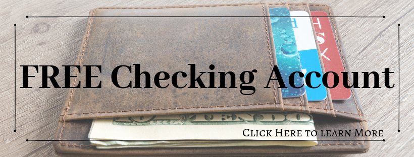 FREE Checking Accounts